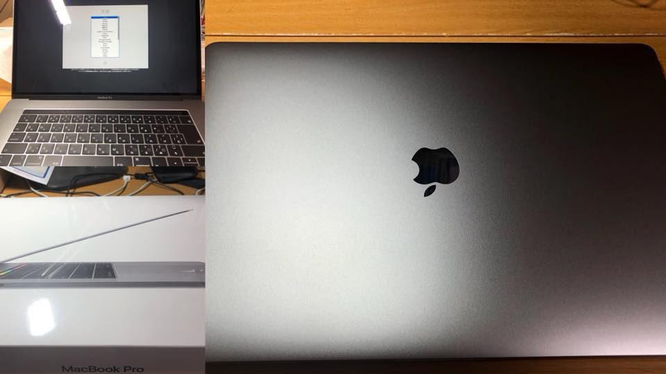 MacBookPro フルスペック 2018