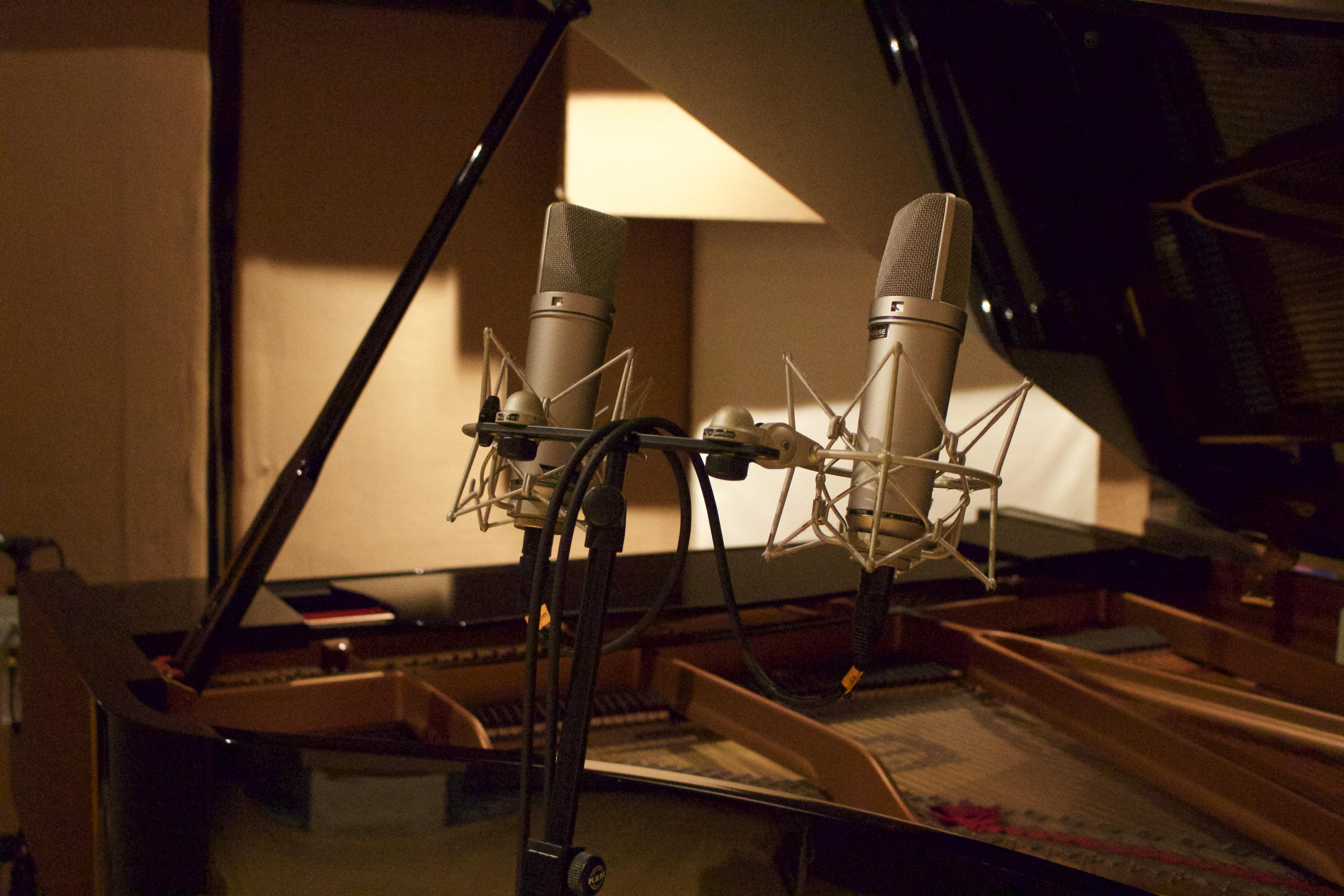 レコーディングスタジオの選び方