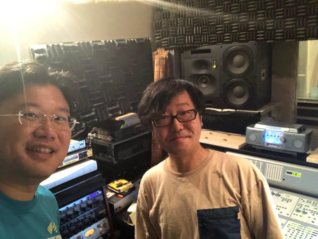 小島勇司と岩崎将史