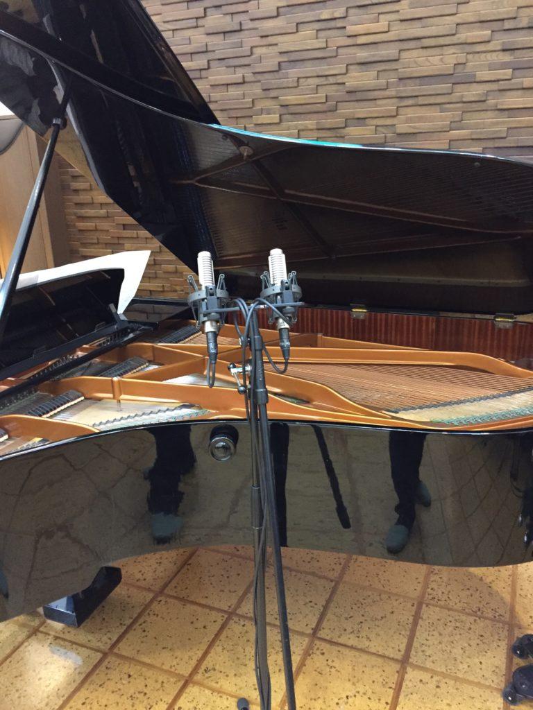 スタジオハル ピアノ
