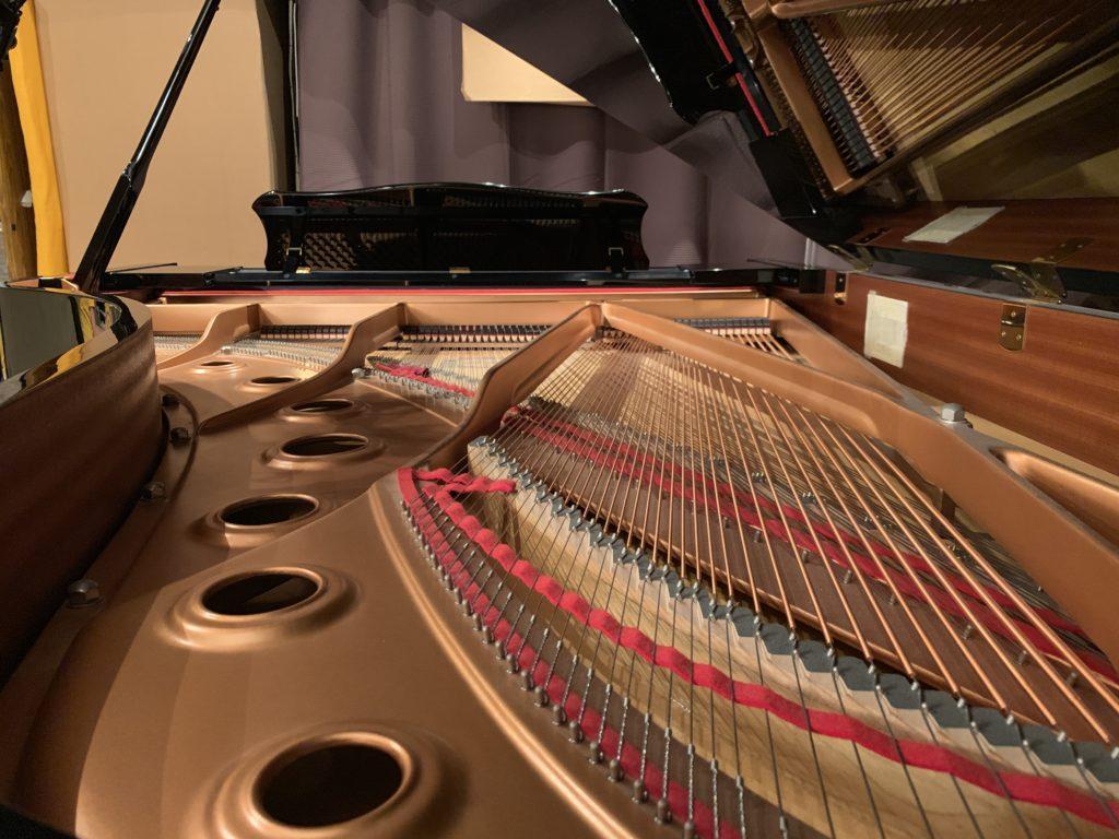 フルハウスのピアノ