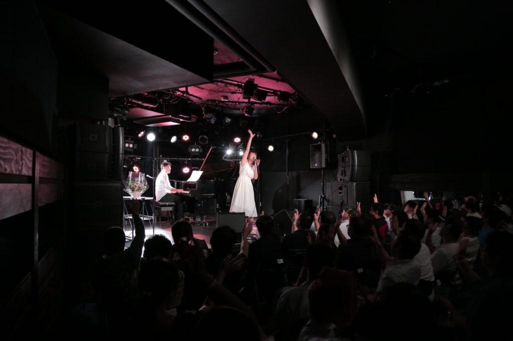 2018年 佐藤実絵子 ライブ at スペードボックス