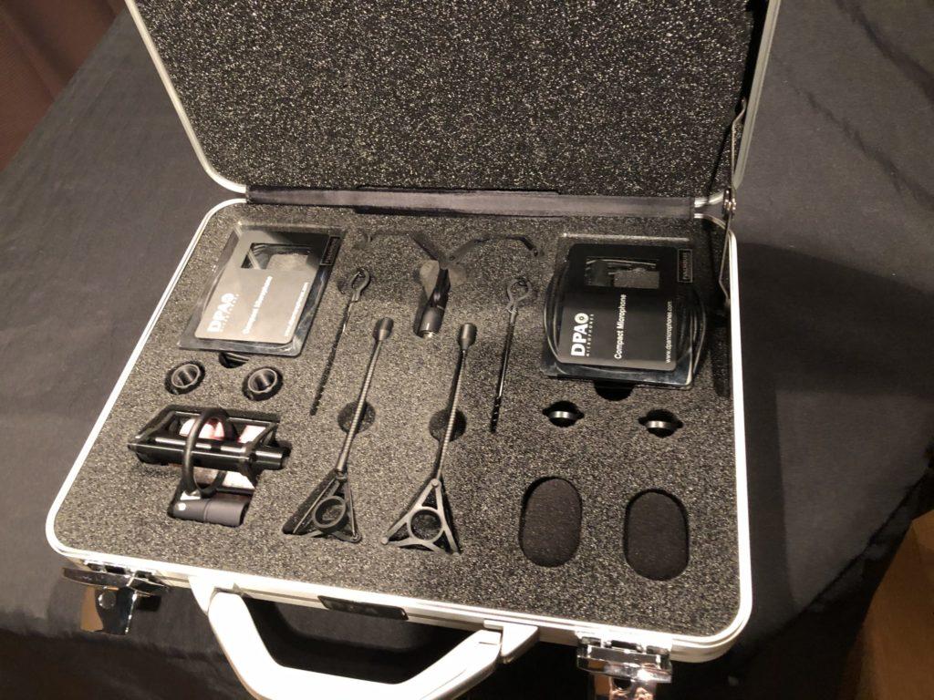DPA 4021 ステレオペア マイクロフォン