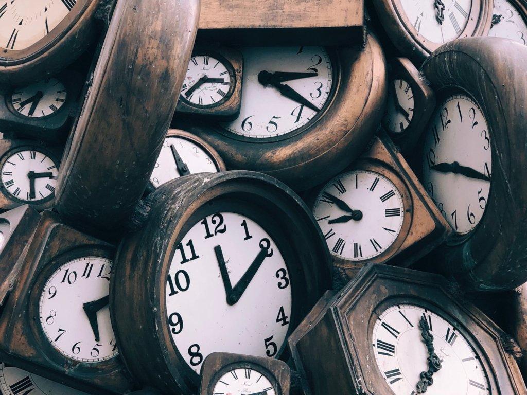 時計が刻む歴史