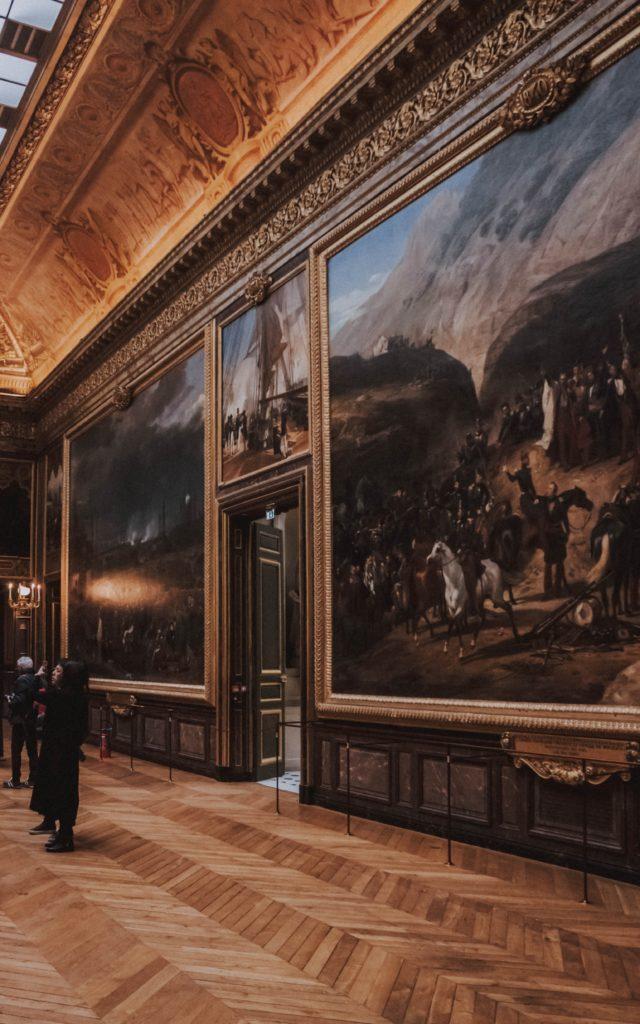 ベルサイユ宮殿 宮廷