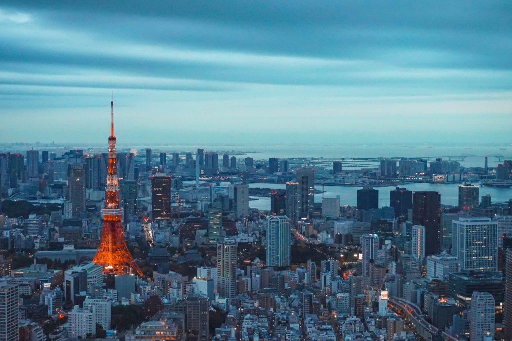 tokyo 東京 都市