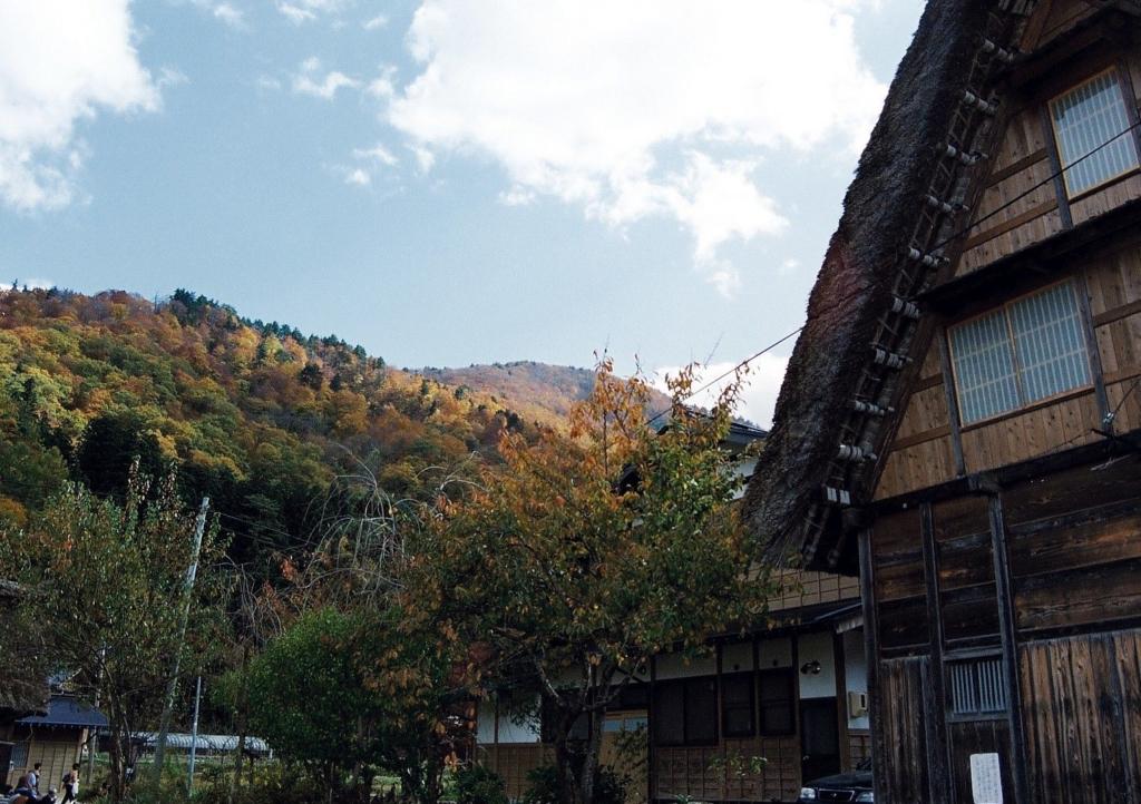 飛騨高山の民家