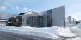 飛騨市文化交流センタースピリットガーデンホール
